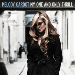 CD Cover Melody Gardot - My One And Only Thrill