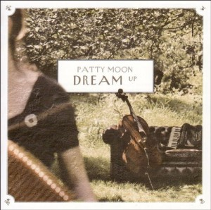 CD Cover Patty Moon Dream Up