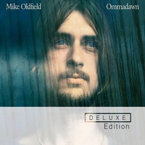 CD Cover Mike Oldfield - Ommadawn