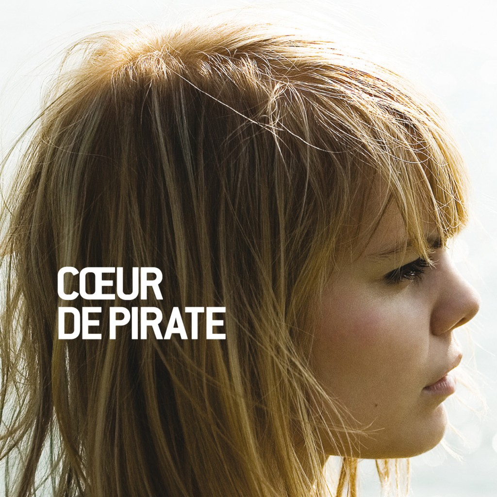 CD Cover Coeur De Pirate - Coeur De Pirate