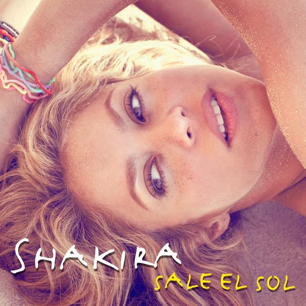 Shakira Sale El Sol Cover