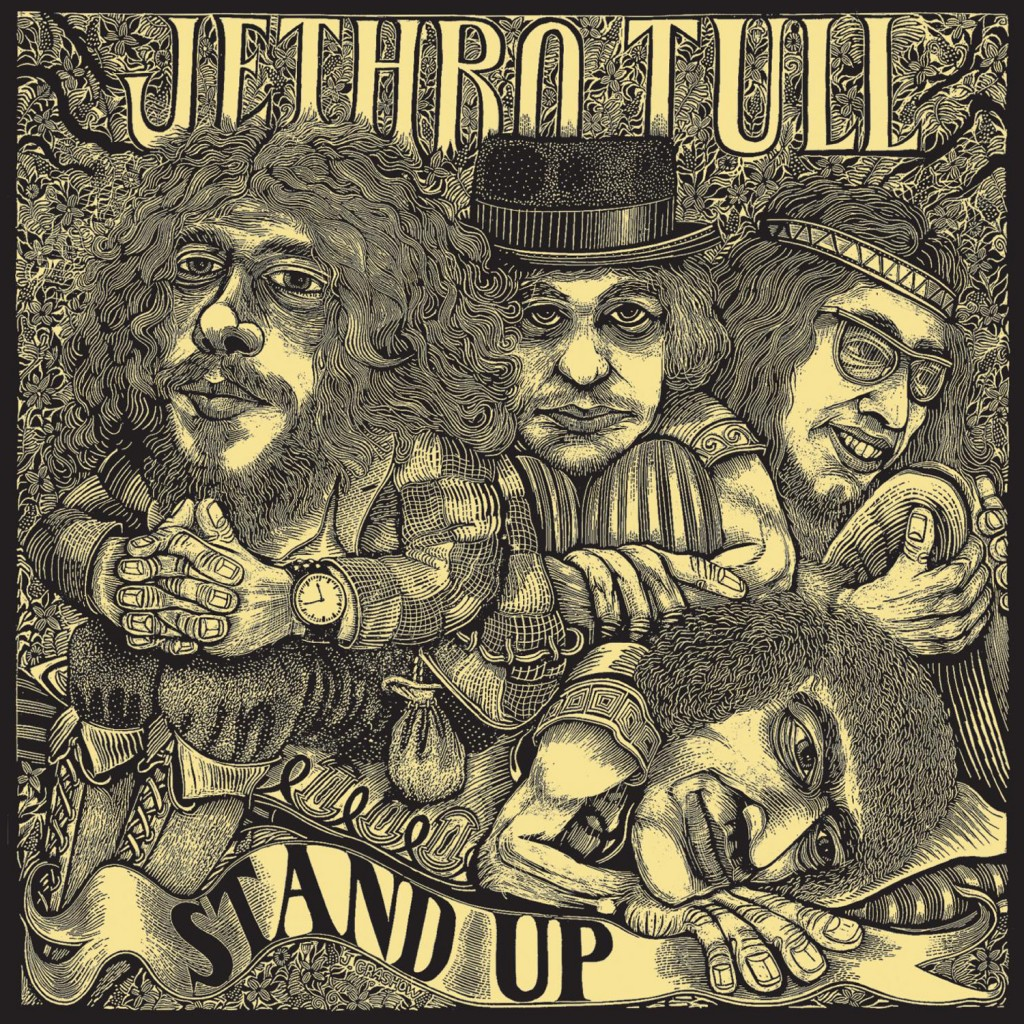 Jethro Tull Stand Up Cover