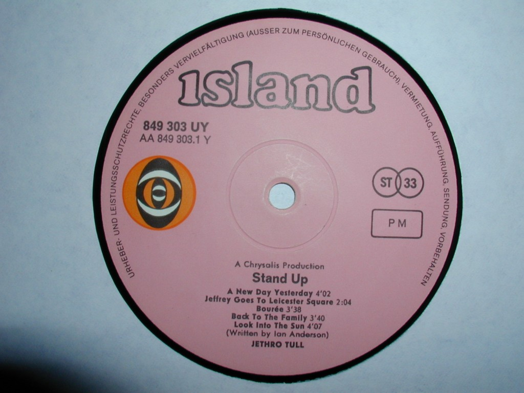 Stand Up Pink Island