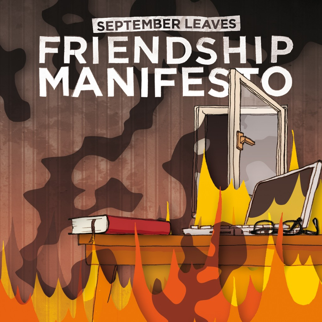 September Leaves Friendship Manifesto Cover
