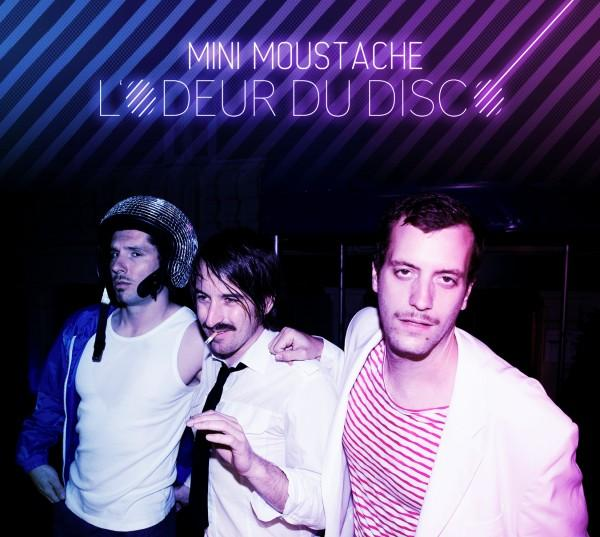 Mini Moustache L'Odeur Du Disco