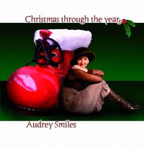 Audrey Smiles Christmas Cover