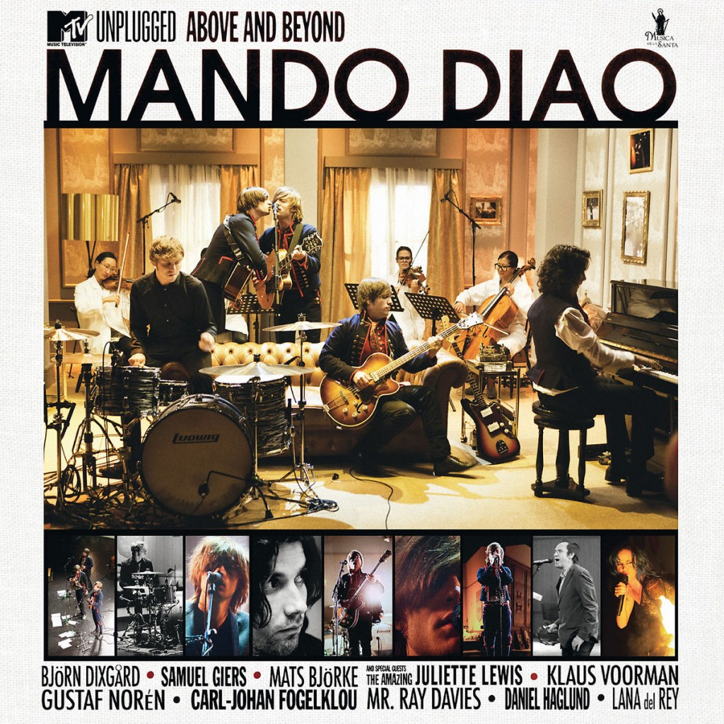 Mando Diao MTV Unplugged