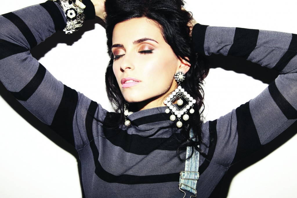 Nelly Furtado Pressefoto