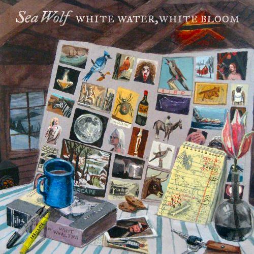 Sea Wolf CD Cover