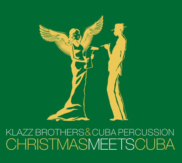 Klazz Brothers Christmas Meets Cuba Cover