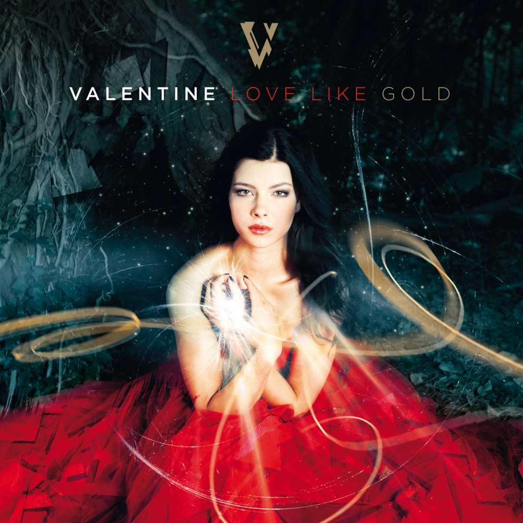 Valentine Love Like Gold Cover