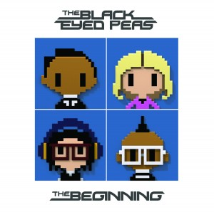 Black Eyed Peas The Beginning CD Cover