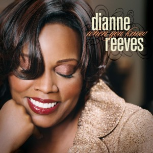 Dianne Reeves When You Know CD Cover