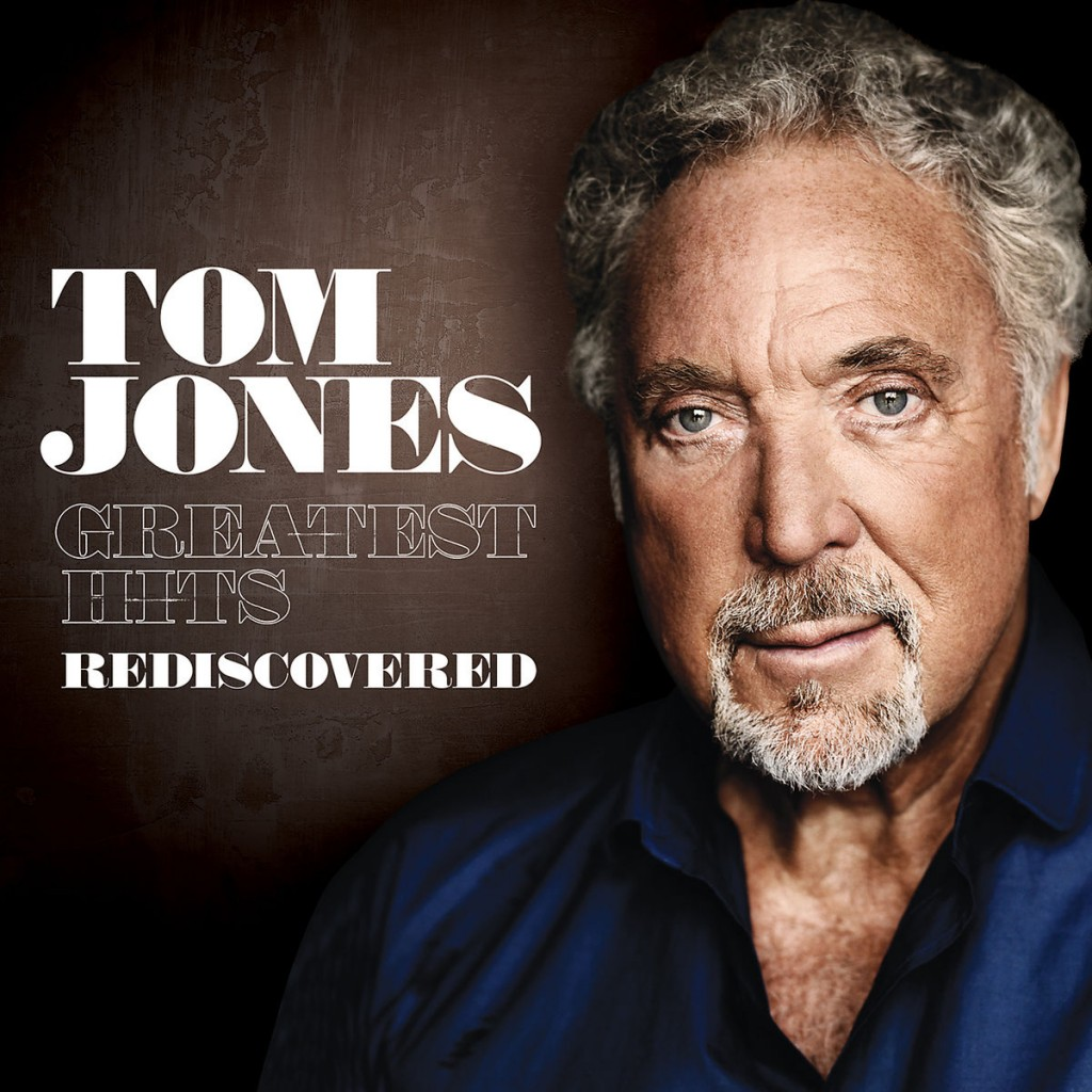 Tom Jones Greatest Hits Rediscovered CD Cover