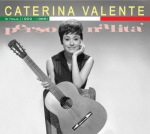 Caterina Valente Personalitá In Italia CD Cover
