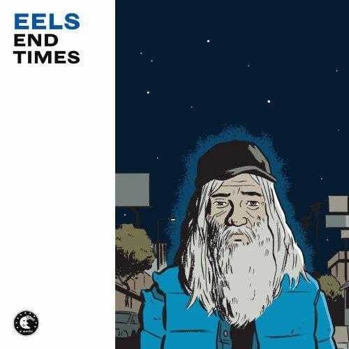 Eels End Times CD Cover