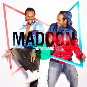 Madcon Contraband CD Cover