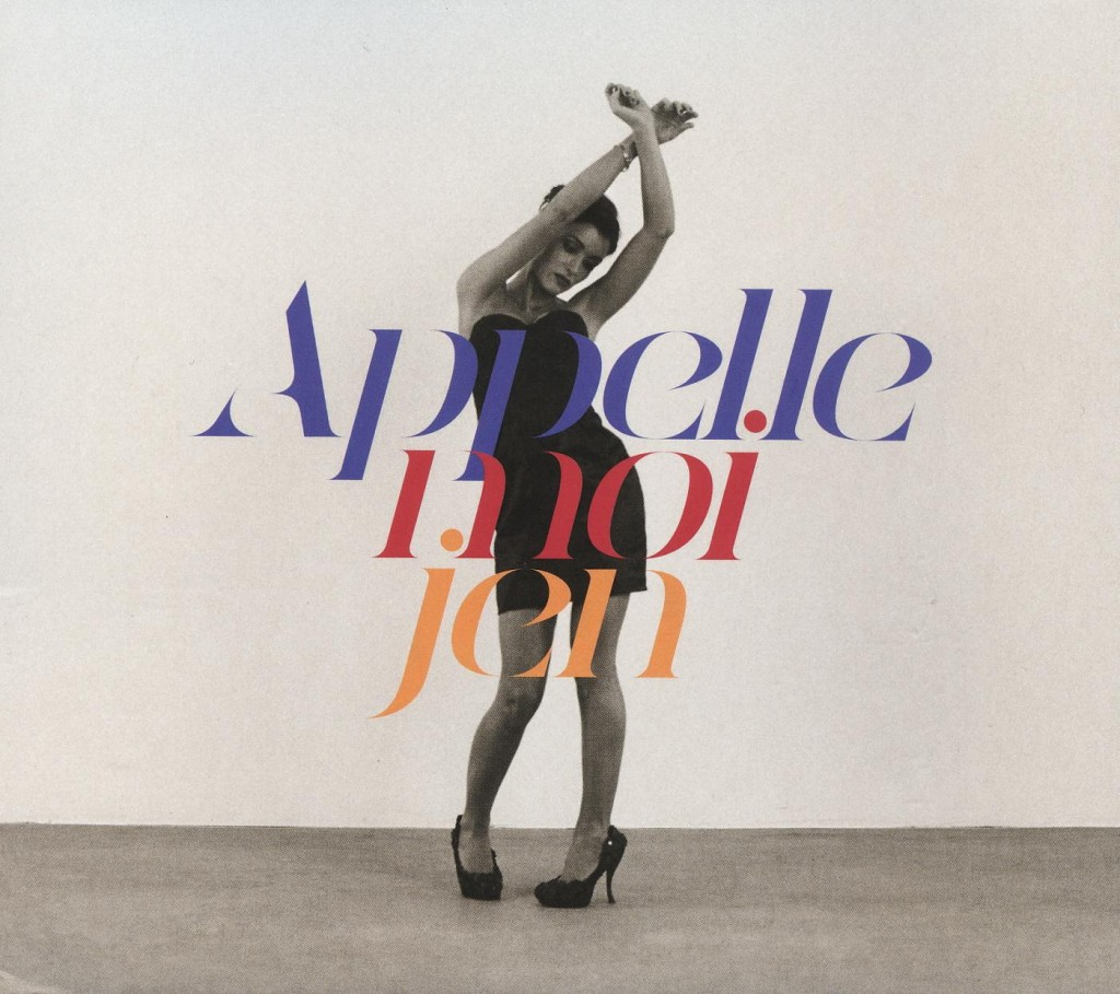 Jenifer Apelle Moi Jen CD Cover