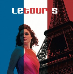 Le Tour 5 CD Cover