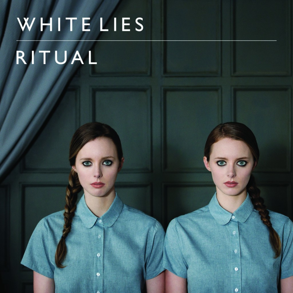 White Lies Ritual CD Cover