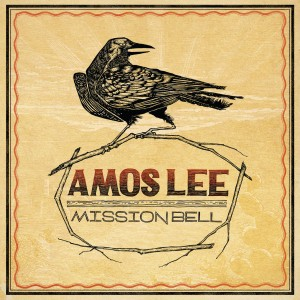 Amos Lee Mission Bell CD Cover