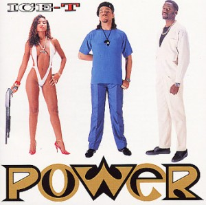 Ice T Power CD Cover