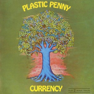 Plastic Penny Currency CD Cover