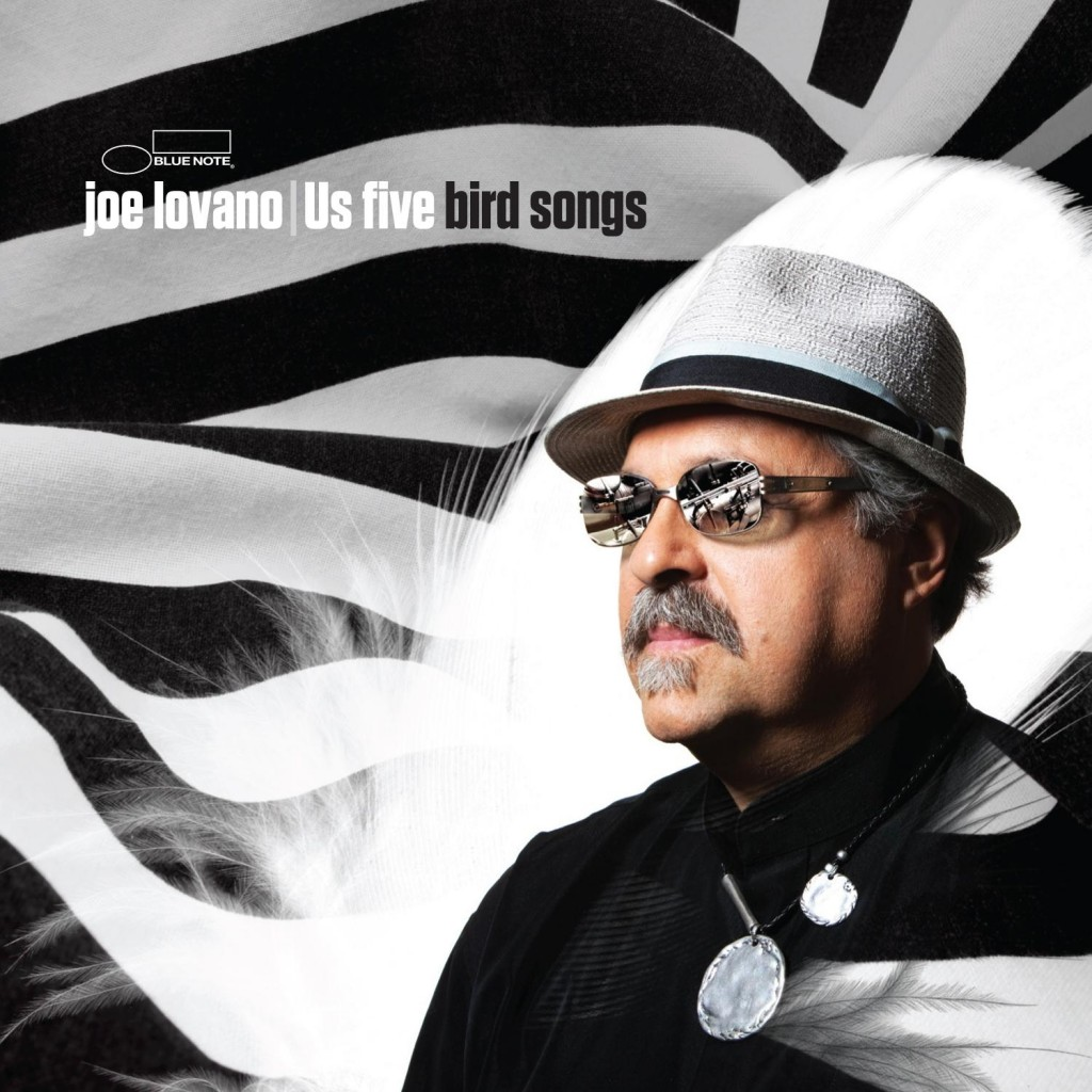 Joe Lovano Bird Songs CD Cover