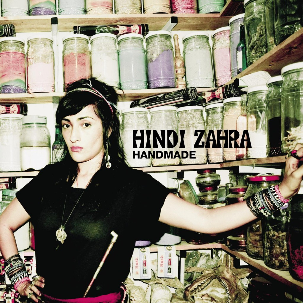 Hindi Zahra Handmade CD Cover