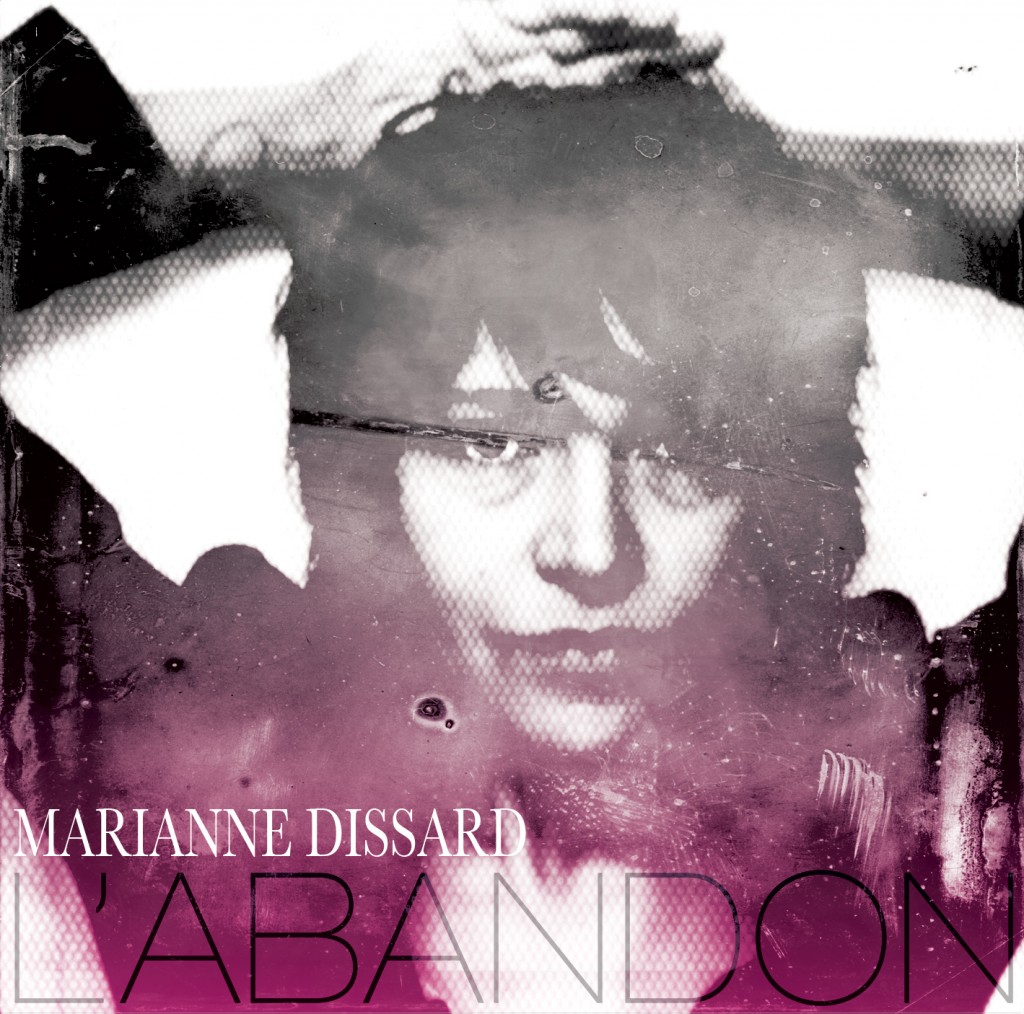 Marianne Dissard L'Abandon CD Cover
