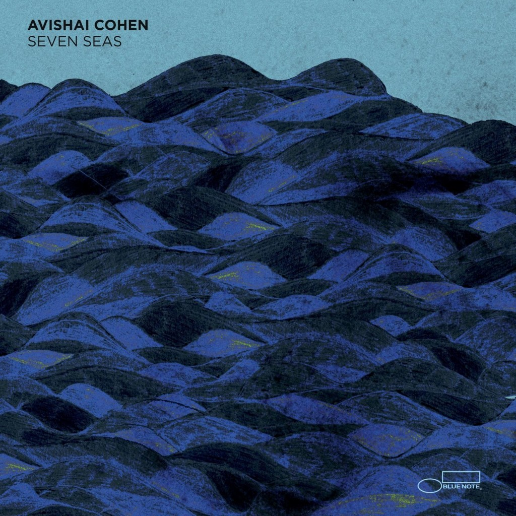 Avishai Cohen CD Cover Seven Seas