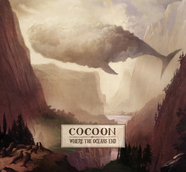 Cocoon Where The Oceans End CD Cover