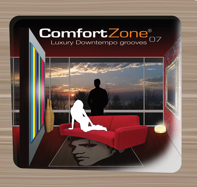 Comfort Zone Vol 7 CD Cover