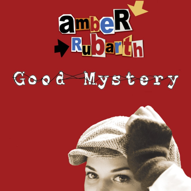 Amber Rubarth Goody Mystery Album Cover