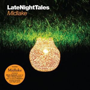 Late Night Tales Midlake CD Cover