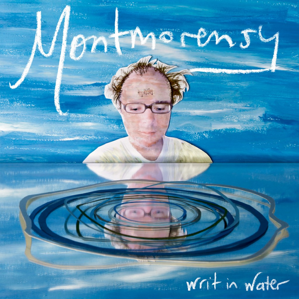 Montmorensy Writ In Water CD Cover