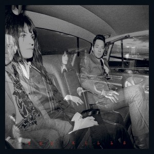 The Kills Blood Pressures CD Cover