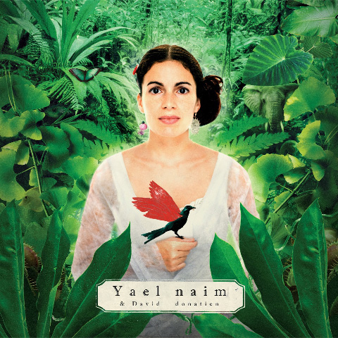 Yael Naim She Was A Boy CD Cover