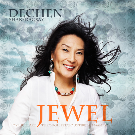 Dechen Shak Dagsay Tibet Jewel CD Cover
