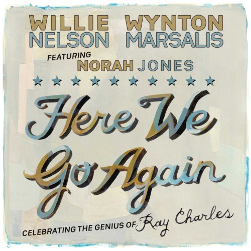 Willie Nelson Here We Go Again CD Cover