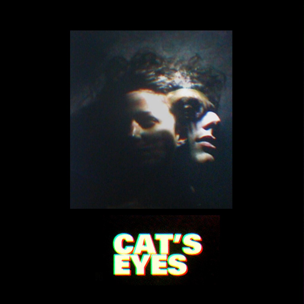 Cats Eyes CD Cover The Horrors Rachel Zeffira