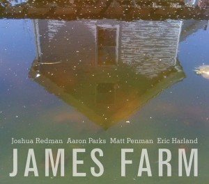 James Farm CD Cover