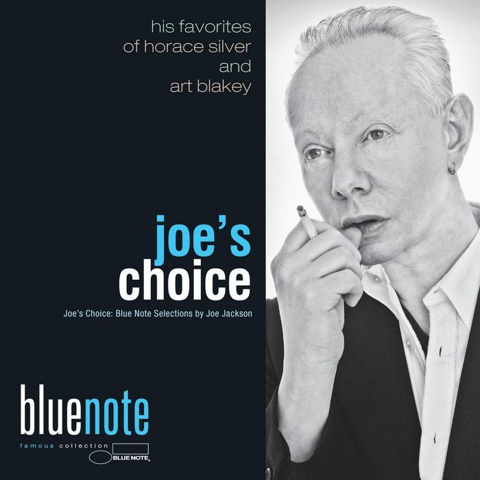Joe's Choice CD Cover