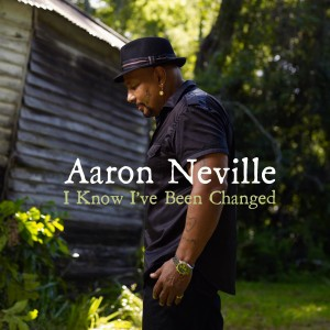 Aaron Neville CD Cover