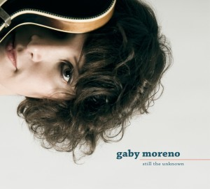 Gaby Moreno Still The Unknown German Cover
