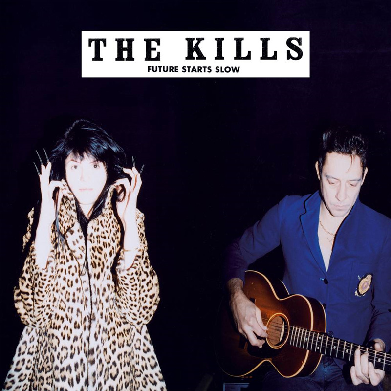 The Kills LP Cover