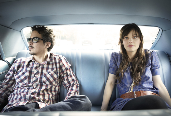Zooey Deschanel She & Him