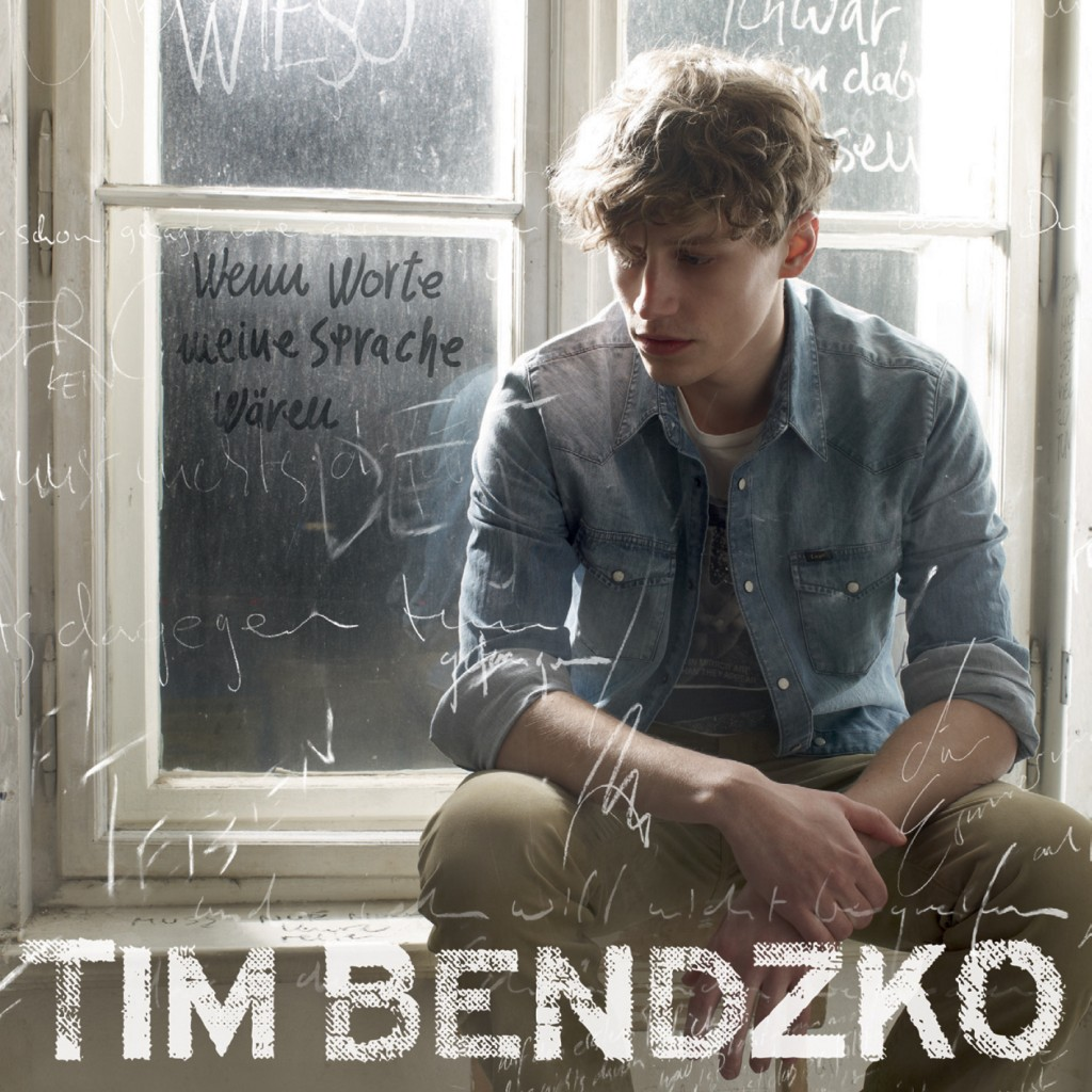 Tim Bendzko CD Cover