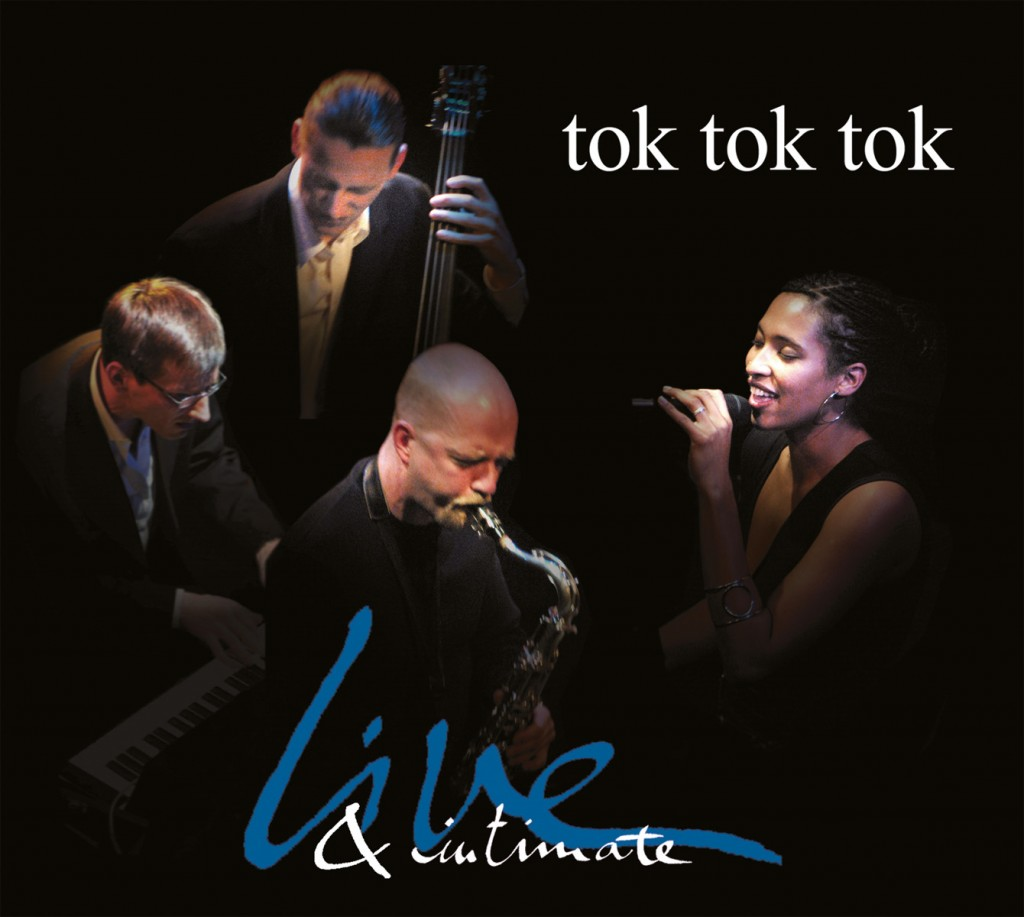 Tok Tok Tok Live CD Cover