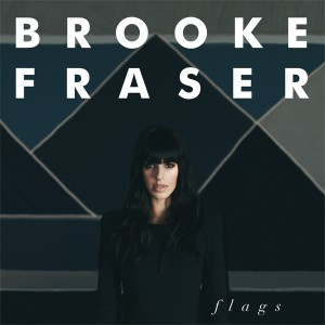 Brooke Fraser CD Cover Flags